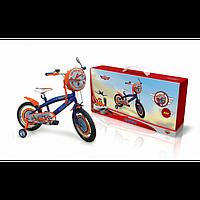 """Двухколесный велосипед Disney Planes 14"""" (PL1401) со звонком, зеркалом"""