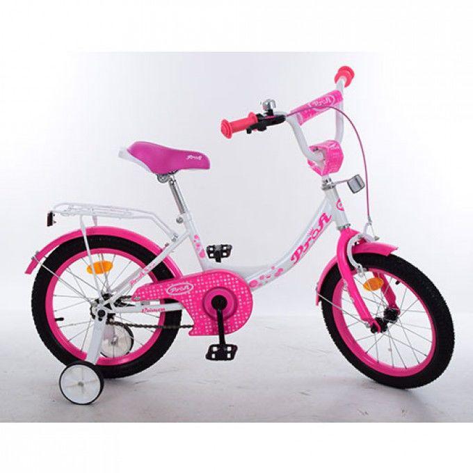 Двухколесный велосипед PROFI Princess 16