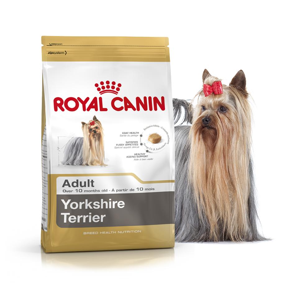 Royal Canin Yorkshire Terrier Adult 7,5 кг для взрослых йоркширских терьеров