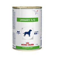 Royal Canin Urinary S/O 410 г для собак при мочекаменной болезни