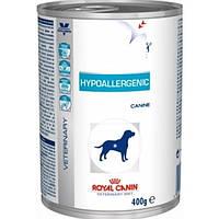 Royal Canin Hypoallergenic 400 г для собак при пищевой аллергии