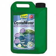 Tetra Pond Crystal Water средство для очищения прудовой воды  плавающих частиц, 3 л
