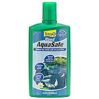 Tetra Pond AquaSafe средство для подговки прудовой воды, 500 мл