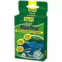 Tetra Pond AlgoStop средство для предвращения появления водорослей, 12 капсул