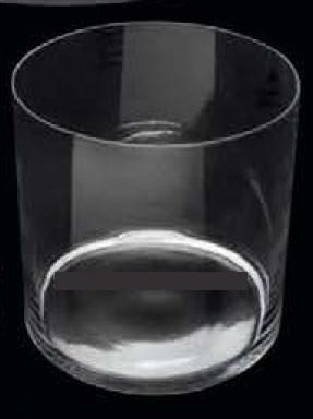 Аквариум Aquael Aqua Decoris, в форме цилиндра, 21 л