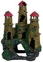 Замок Trixie Castle для аквариума декоративный, полиэфирная смола, 20 см