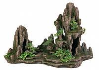 Декорация Trixie Rock Formation для аквариума, полиэфирная смола, 45 см