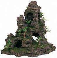 Декорация Trixie Rock Formation для аквариума, полиэфирная смола, 31 см