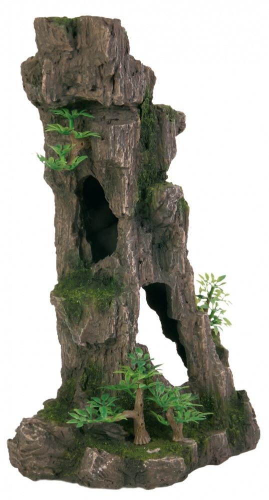 Декорация Trixie Rock Stairs для аквариума, полиэфирная смола, 28 см