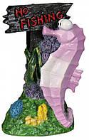Декорация Trixie Sea Creatures для аквариума, морские жители, полиэфирная смола, 12 шт, фото 1