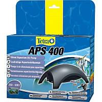 Компресор для акваріума Tetratec APS 400 двоканальний 250 - 600 л (143203) чорний