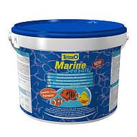 Морская соль Tetra Marine Sea Salt для аквариума, 20 кг