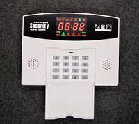 Охранная GSM БЕСПРОВОДНАЯ  СИГНАЛИЗАЦИЯ G2 С LCD ЭКРАНОМ