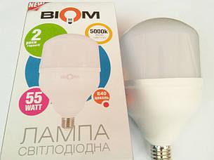Светодиодная лампа 55w Е 40 5000 К, фото 2