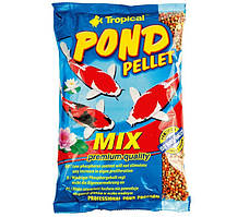 Tropical Pond Pellet Mix корм для прудовых рыб в гранулах, 1 л