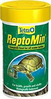 Корм Tetra ReptoMin для черепах в гранулах, 100 мл