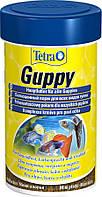 Корм Tetra Guppy для гуппи в хлопьях, 250 мл