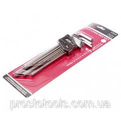 Набор шестигранных ключей удлиненных 9 ед. JTC 3504