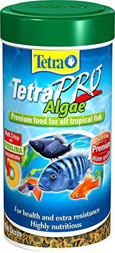 Корм TetraPro Algae для рыб в чипсах, с овощами, 250 мл