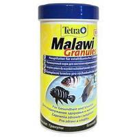 Корм Tetra Malawi Granules для цихлид в гранулах, с водорослями, 250 мл