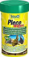Корм Tetra Pleco Wafer для донных рыб в таблетках, 100 мл