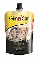 Пудинг Gimcat Pudding лакомство для кошек, 150 г