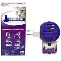 Сменный блок Feliway к диффузору для кошек антистресс, 48 мл