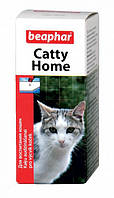 Капли Beaphar Catty Home для приучения кошек к когтеточке, 10 мл