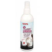 Спрей Karlie-Flamingo Anti-Scratch Spray для пугивания кошек, анти-царапин, 175 мл