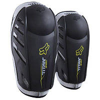 Детские налокотники FOX TITAN SPORT ELBOW GUARDS [BLACK] YTH, One Size