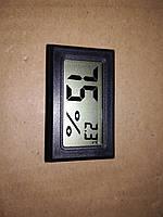 Термометр-гигрометр ВСД-К для инкубаторов, теплиц, террариумов - WSD - К (ВСД - К) + ПОДАРОК