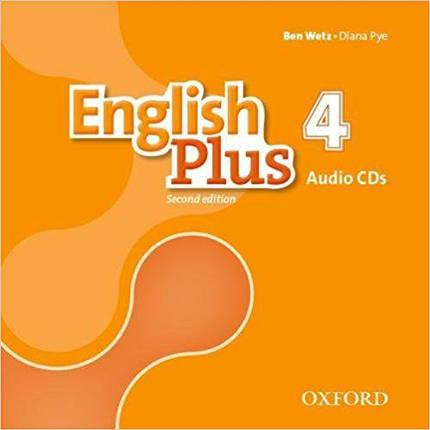 English Plus Second Edition 4 Class Audio CDs, фото 2