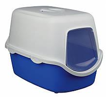 Туалет Trixie Vico Litter Tray для кошек закрытый, 40х40х56 см