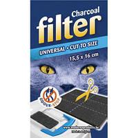 Фильтр Moderna для закрытого туалета для кошек, 15.5х16 см