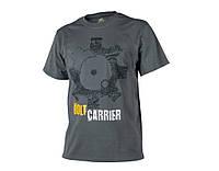 Футболка T-Shirt Helikon Bolt Carrier - Shadow Grey (TS-BCR-CO-35) ХL