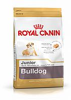 Royal Canin (Роял канин) Bulldog Junior (3 кг) корм для щенков породы бульдог до 12 месяцев