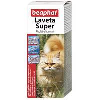 Кормовая добавка Beaphar Laveta Super для кошек, 50 мл