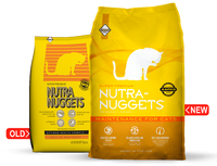 Nutra Nuggets Adult Cat Maintenance (Мэйнтененс) корм для кошек с пониженной активностью, 18.14 кг