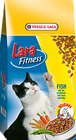 Корм Lara Salmon (Лара) для активных кошек с лососем, 4 кг