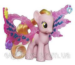 """Hasbro MLP Пони """"Делюкс"""" с волшебными крыльями Honey Rays"""