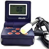 Оксиметр EZODO PDO-408 (DO: 0-20 ppm; O2:0-200%; Т:0-110) с выносным электродом, фото 1