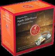"""Чай в пакетиках """"Яблуко - бузина"""""""