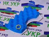 Фильтр оригинальный поролоновый под колбу для пылесоса SAMSUNG DJ97-01040C, фото 1