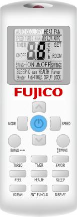 Кондиционер Fujico ACF-12AH, фото 2