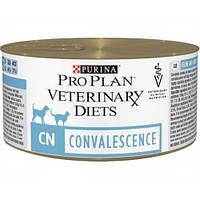 Консервы Pro Plan Veterinary Diets Convalescence Feline для кошек, быстрое восстановление, 195 г