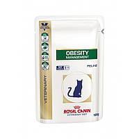 Royal Canin Obesity Management 100 г для кошек с избыточным весом