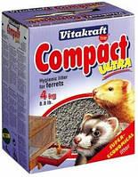 Наполнитель Vitakraft 15065 Compact Ultra для грызунов 4 кг
