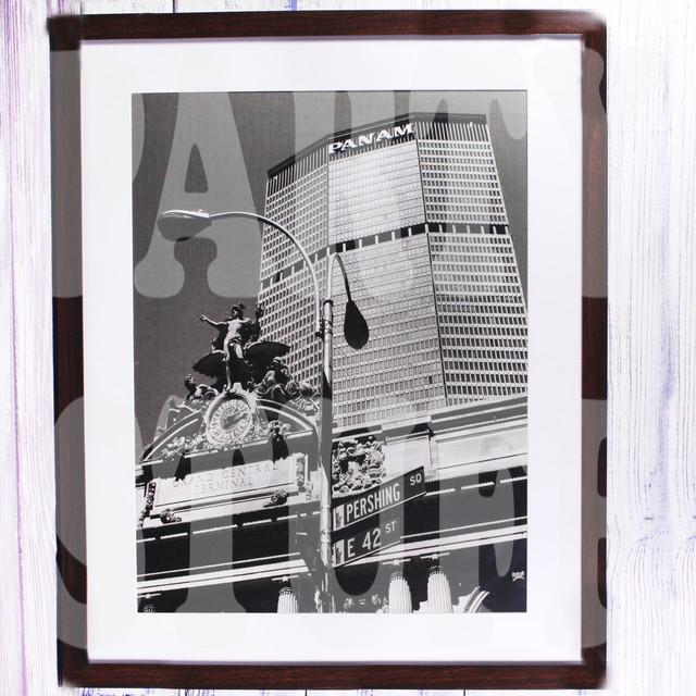 фотокартина небоскреб