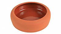 Миска Trixie Ceramic Bowl для грызунов, керамика, 125 мл
