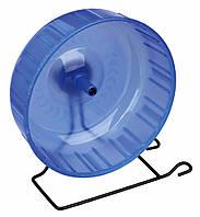 Колесо Trixie Exercise Wheel для грызунов на подставке, 15 см, фото 1